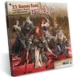 Zombicide Black Plague - Extra Tiles Pack
