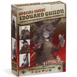 Zombicide Black Plague - Special Guest Edouard...