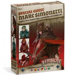 Zombicide Black Plague - Special Guest Marc...