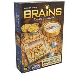 Brains Chasse aux Trésors