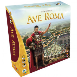 Ave Roma : Pack de 5 Extensions