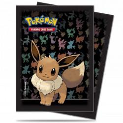 65 Protège Cartes Pokémon Evoli