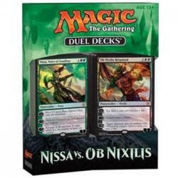Duel Deck Nissa vs Nixilis