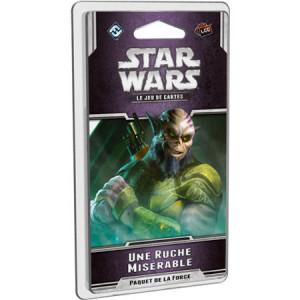 Boite de Star Wars JCE : Une Ruche Misérable