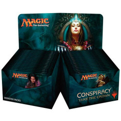 36 Boosters Magic Conspiracy Take The Crown