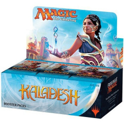36 Boosters Kaladesh VF
