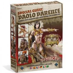 Zombicide Black Plague - Special Guest Paolo...