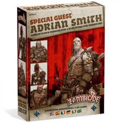 Zombicide Black Plague - Special Guest Adrian...