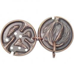 Cast Huzzle - Medal