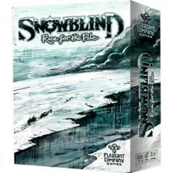 Snowblind (+ carte bonus)