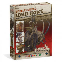 Zombicide Black Plague - Special Guest John Howe