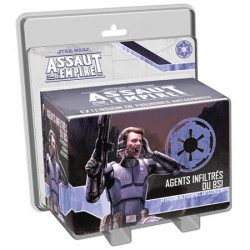 Star Wars : Assaut sur l'Empire - Agents...