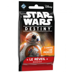 Star Wars Destiny : Booster Le Réveil
