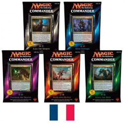 Commander 2016 : 5 Decks VF