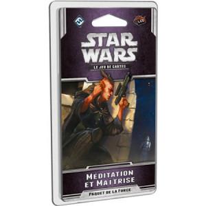 Boite de Star Wars JCE : Méditation et Maitrise