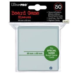 50 Protège Cartes 69x69cm Ultra Pro