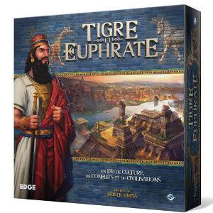 Boite de Tigre et Euphrate
