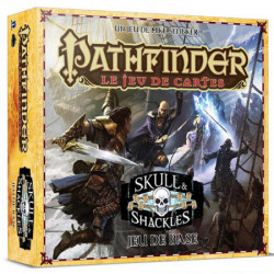 Pathfinder JCE - Skull & Shackles Jeu de Base