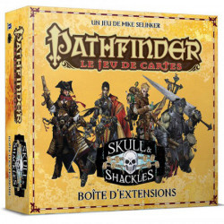 Pathfinder JCE - Skull & Shackles Extensions