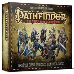 Pathfinder JCE - Boite de Deck de Classes