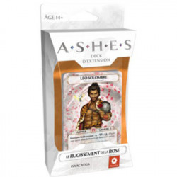 Ashes : Le Rugissement de la Rose (extension)