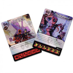Booster Marvel Dice Masters : Deadpool