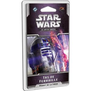 Boite de Star Wars JCE : Tas de Ferraille