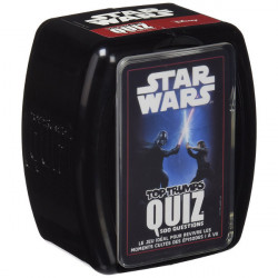 Quiz Star Wars - 500 Questions