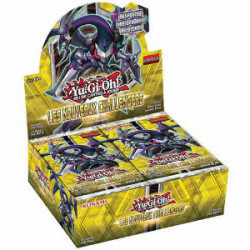 24 Boosters - Les Nouveaux Challengers Yu-Gi-Oh