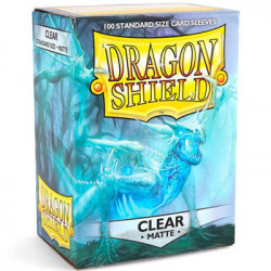 100 Protège Cartes Dragon Shield...