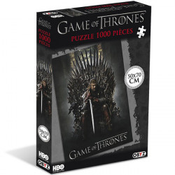 Puzzle Game of Thrones - 1000 Pièces
