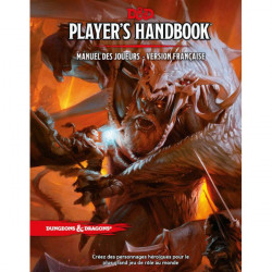 Dungeons & Dragons 5 :...