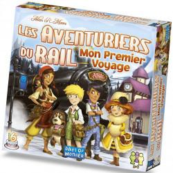 Les Aventuriers du Rail Europe : Mon Premier...