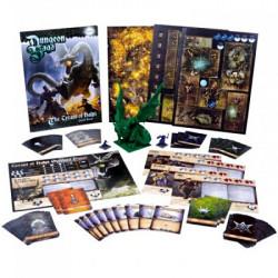 Dungeon Saga : Le Tyran de Halpi VF