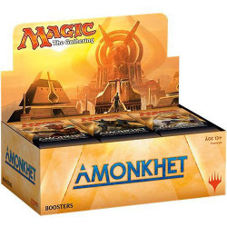 36 Boosters Amonkhet  VF