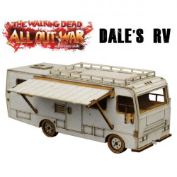 The Walking Dead : Camping-car de Dale