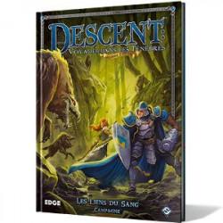 Descent : Les Liens du Sang - Livre...