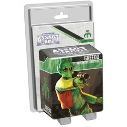 Star Wars : Assaut sur l'Empire - Greedo