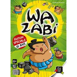 Wazabi Edition 10 Ans