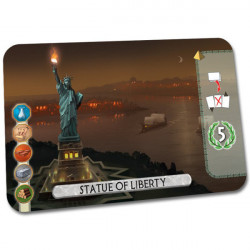 7 Wonders Duel : Statue of Liberty (v1)