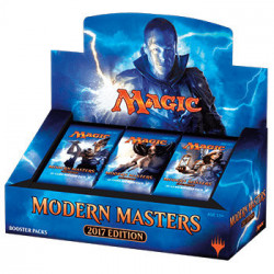 24 Boosters Modern Masters 2017 VO