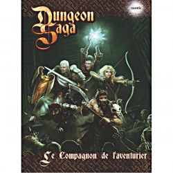 Dungeon Saga : Le Compagnon de l'Aventurier