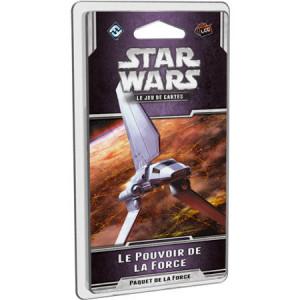 Boite de Star Wars JCE : Le Pouvoir de la Force