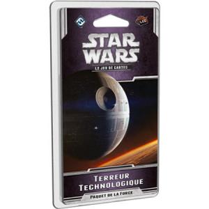 Boite de Star Wars JCE : Terreur Technologique