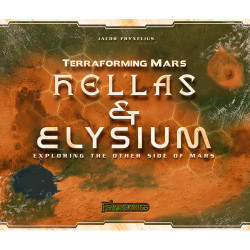 Terraforming Mars : Hellas & Elysium VF