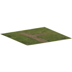 The Walking Dead : Tapis de luxe La Ferme...