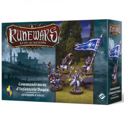 Runewars : Commandement d'Infanterie Daqan
