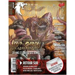 Jeu de Rôle Magazine 38 (Eté 2017)