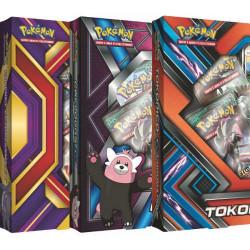 Bundle 3 Coffrets : Tokorico +...