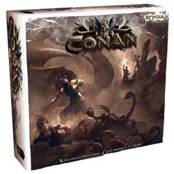 Conan : Stygia